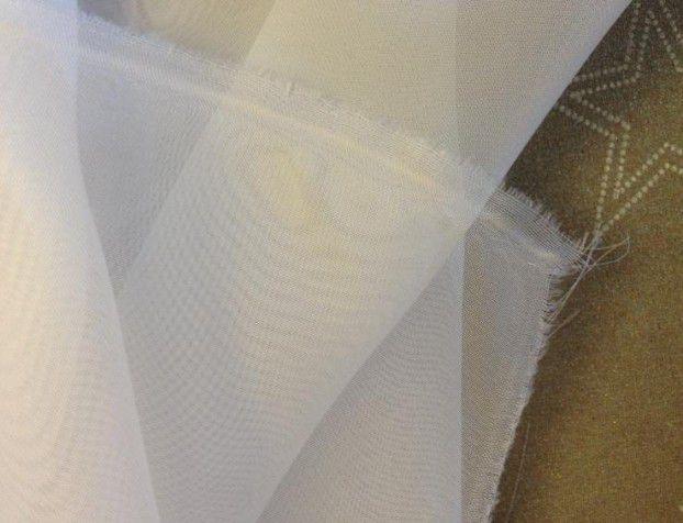 Как правильно и красиво подшить тюль в домашних условиях