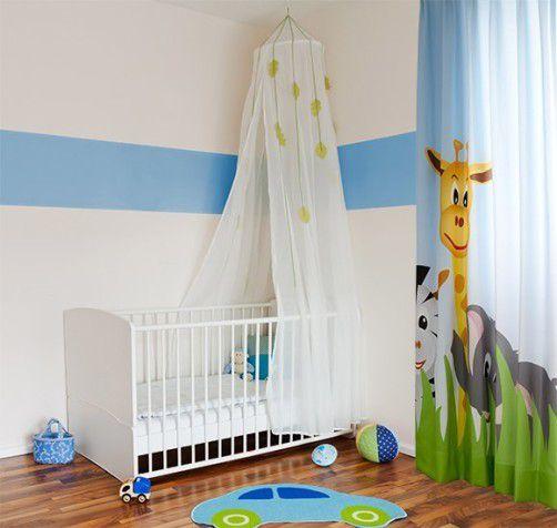 Как правильно крепить балдахин на детскую кроватку, полезные советы