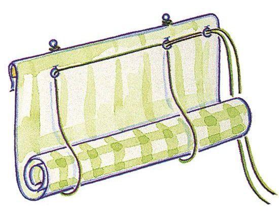 Шторы рулонные для окон: изготовление своими руками, легко и просто