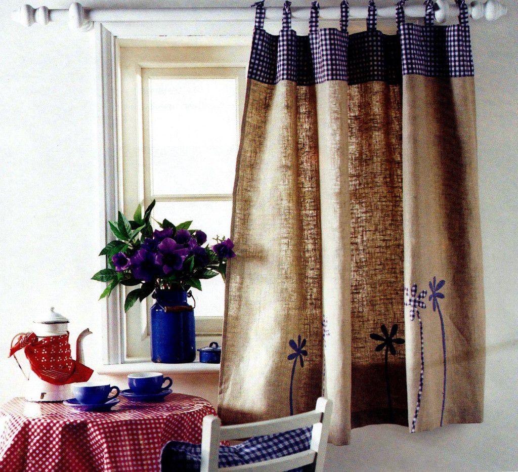 Делаем шторы самостоятельно с выкройками: экономно, быстро, стильно