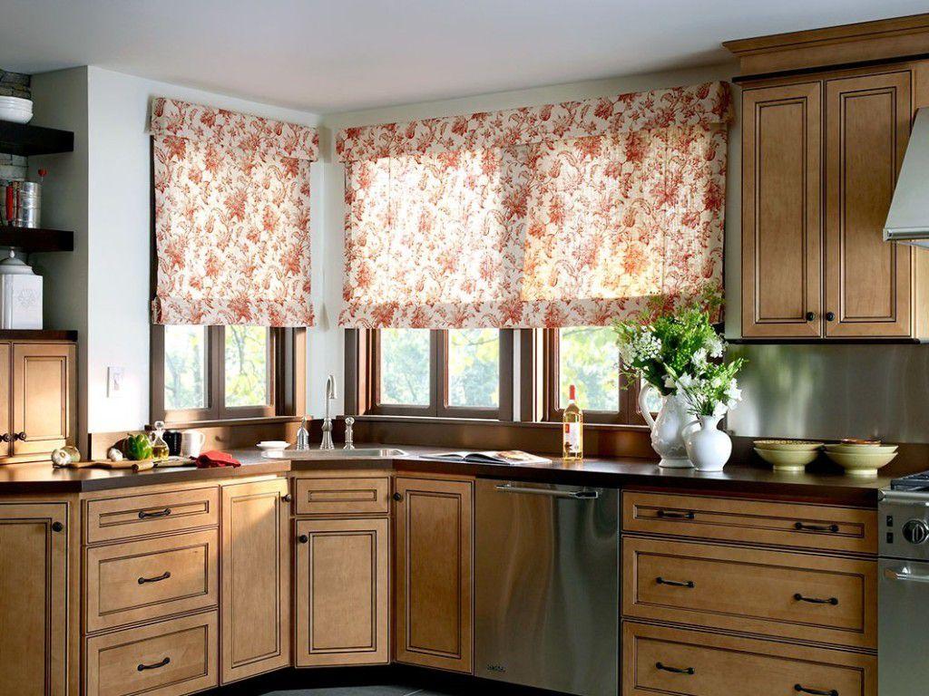Как сшить занавеску на кухню: шедевр своими руками
