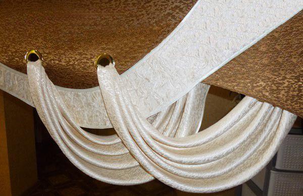 Жесткий ламбрекен своими руками: необходимые материалы и инструменты, пошаговая инструкция