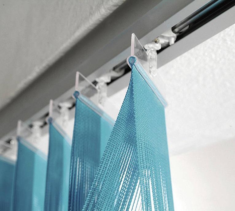 Вертикальные тканевые жалюзи: практично и красиво