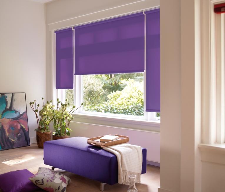 Выбираем рулонные шторы на пластиковые окна