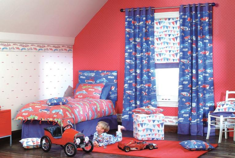 Шторы на люверсах: лучшие примеры в интерьерах разных комнат