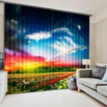 3D-шторы