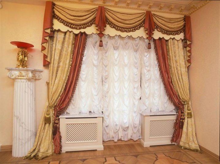 Как подобрать шторы к обоям?