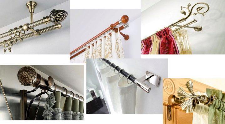 Как правильно повесить шторы?