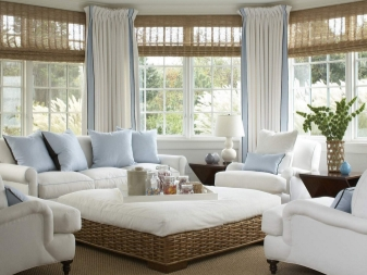 Модные шторы в гостиную
