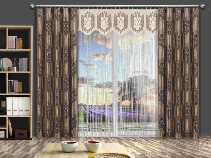 Плотные шторы